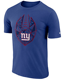 Nike Men's New York Giants Icon T-Shirt