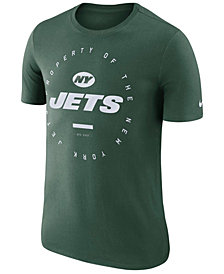 Nike Men's New York Jets Property Of T-Shirt 2018