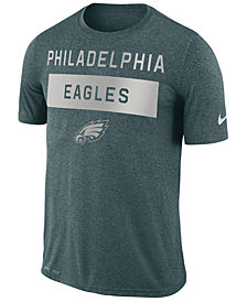 Nike Men's Philadelphia Eagles Legend Lift T-Shirt