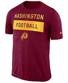 Nike Men's Washington Redskins Legend Lift T-Shirt