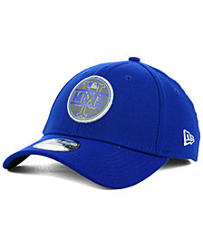 New Era New York Mets Circle Reflect 39THIRTY Stretch Fitted Cap
