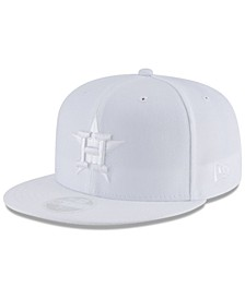 Houston Astros White Out 59FIFTY FITTED Cap