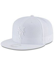 New York Mets White Out 59FIFTY FITTED Cap