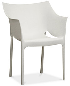 Konner Arm Chair (Set of 2), Quick Ship