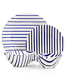 Vietri Stripe Dinnerware Collection