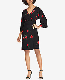 Lauren Ralph Lauren Floral-Print Dress, Regular & Petite