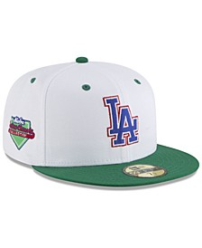 Los Angeles Dodgers Retro Diamond 59FIFTY FITTED Cap