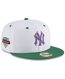 New Era New York Yankees Retro Diamond 59FIFTY FITTED Cap