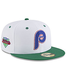 New Era Philadelphia Phillies Retro Diamond 59FIFTY FITTED Cap