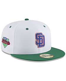 New Era San Diego Padres Retro Diamond 59FIFTY FITTED Cap