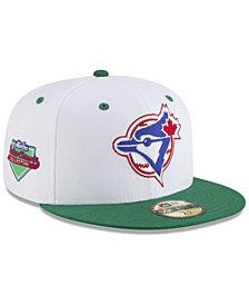 New Era Toronto Blue Jays Retro Diamond 59FIFTY FITTED Cap
