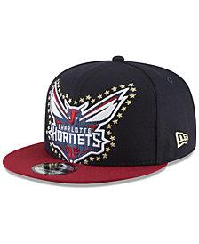 New Era Charlotte Hornets XL AMERICANA 9FIFTY Snapback Cap