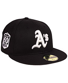 New Era Oakland Athletics Anniversary Pack 59FIFTY Fitted Cap 2018