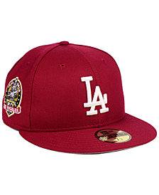 New Era Los Angeles Dodgers Anniversary Pack 59FIFTY Fitted Cap 2018