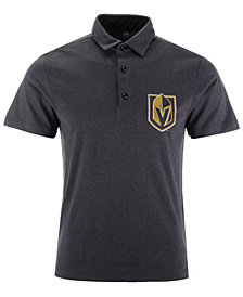 Majestic Men's Vegas Golden Knights Prime Logo Polo