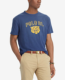 Polo Ralph Lauren Men's Custom Slim Fit Cotton T-Shirt