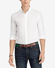 Polo Ralph Lauren Men's Custom Slim Fit Cotton Shirt