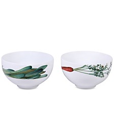 Kyoka Shunsai 2-Pc. Bowl Set
