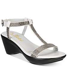 Callisto Kataya Platform Wedge Sandals, Created for Macy's