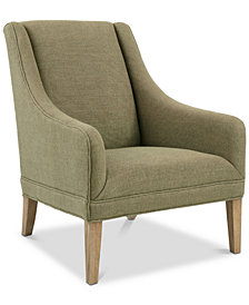 Norse Accent Club Chair, Quick Ship