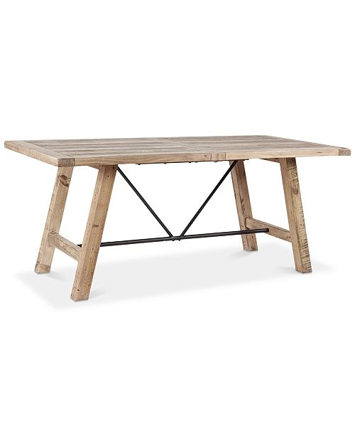 INK+IVY Tamara Dining Table, Quick Ship