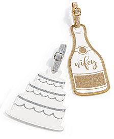 Celebrate Shop Wedding Luggage Tags