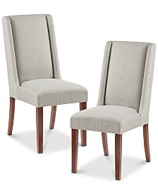 Bryson Dining Chair Set Of 2 Quick Ship