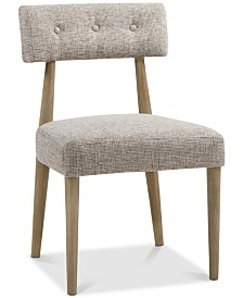 Mariana Dining Chair (Set Of 2), Quick Ship
