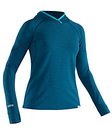 NRS Women's H2Core Silkweight Paddling Hoodie from Eastern Mountain Sports