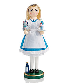 Holiday Lane Alice Nutcracker, Created for Macy's