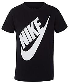 Little Boys Jumbo Futura Graphic-Print Cotton T-Shirt