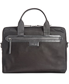 Hugo Boss Men's Stone Single Document Case