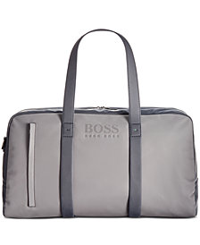 Hugo Boss Men's Hyper Bi-Color Duffel Bag