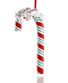 Sweettooth Candy Cane Ornament Created for Macy's