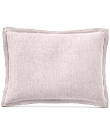 Hotel Collection Linen King Sham, Created for Macy's