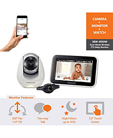 Samsung HD Baby Monitor & Watch