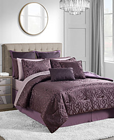 Ellen 20-Pc. Queen Comforter Set, Created for Macy's