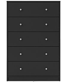 Ranna 5-Drawer Chest, Quick Ship