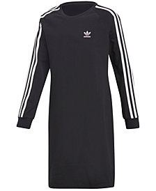 adidas Originals Big Girls Trefoil Dress