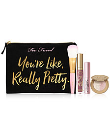 Too Faced 5-Pc. One Hot Mama Set