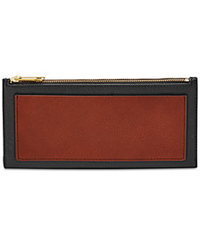 Fossil Shelby Clutch Wallet