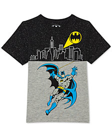 DC Comics Little Boys Batman Graphic-Print T-Shirt