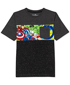 Marvel® Big Boys The Avengers Graphic-Print T-Shirt