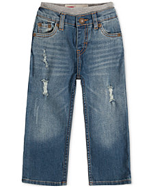 Levi's® Baby Boys Pull-On Pants
