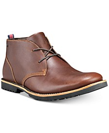 Men's Richdale Leather Chukka Boots, Created for Macy's