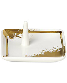 "Lenox Royal 4"" Porcelain Ring Tray"
