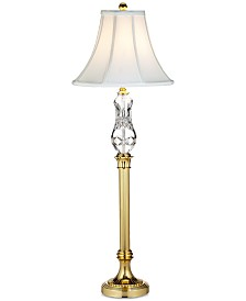 "Waterford Lismore 35.5"" Buffet Lamp"