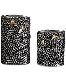 Uttermost Hive Vases, Set of 2