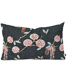Deny Designs Holli Zollinger Floralista Oblong Throw Pillow