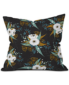 Deny Designs Iveta Abolina Benedetta Garden Throw Pillow